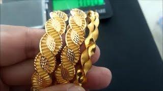 22 ayar altın MEGA bilezik 71 gram geliyor makarna ve örgü bilezik modelleri