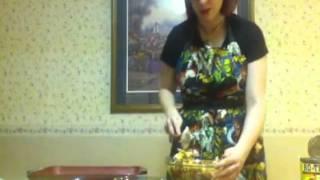 Tex-Mex Lasagna!  A Heather How-To Video