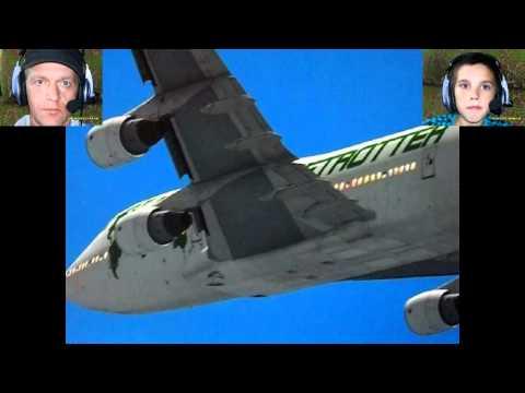 Charter Oslo-Tripolis Boeing 747-400