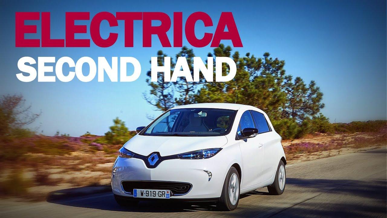 Verificare Auto: CAT MERITA o masina electrica second hand? Renault ZOE.