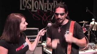 Rig Rundown   Los Lonely Boys