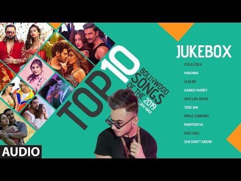 TOP 10 BOLLYWOOD SONGS OF THE 2019 | JAN -TO -MARCH | Audio Jukebox