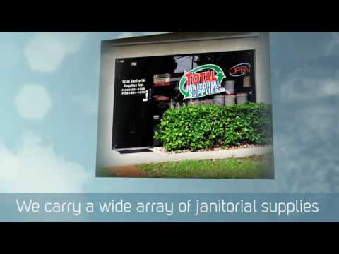 Finding The Best Commercial Janitorial Supplies In Deerfield Beach | Total Janitorial Supplies