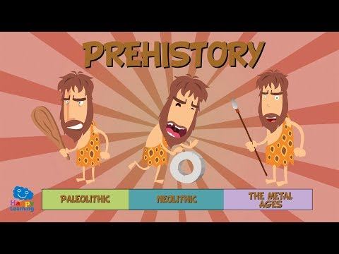 Prehistory | Educational Video For Kids
