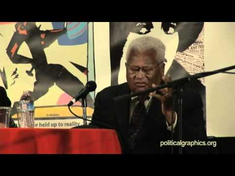Art of Resistance - Angela Davis & Rev. James Lawson, pt.2