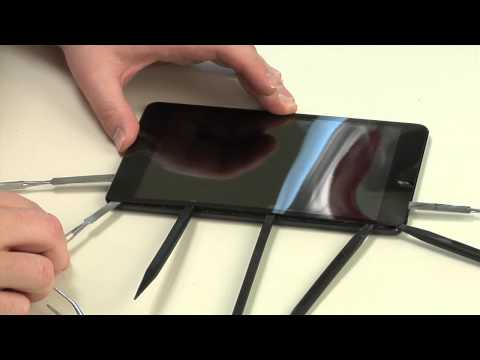 Cracking Open - Apple iPad Mini
