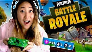 LETS PLAY! FORTNITE BATTLE ROYAL 50 VS. 50 (NEW GAME MODE)