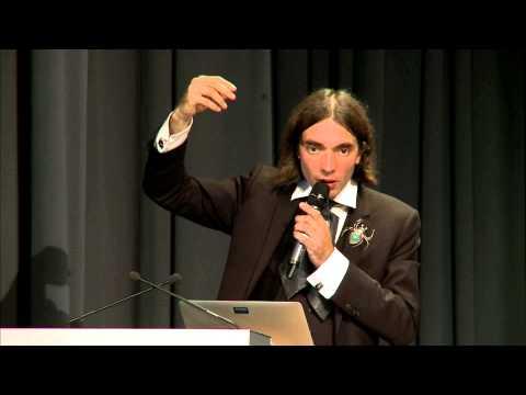 """""""Tout est mathématique"""", conférence Honoris Causa de Cédric Villani à HEC Paris"""