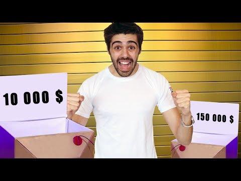 JE PRENDS 10 000$ MAIS JE PASSE À COTÉ DE 150 000$