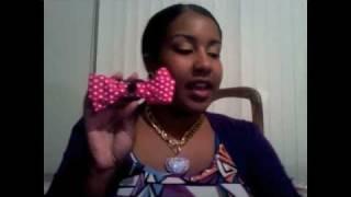 DIY: How to Make a Huge Blinged Out Kawaii Bow Ring Thumbnail