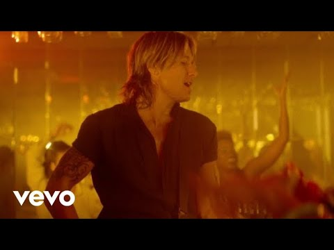Смотреть клип Keith Urban - Never Comin Down