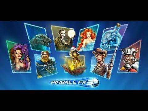 Pinball fx3 en live ( essai )