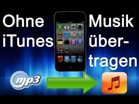 Musik auf das iPhone laden ohne iTunes (Direkt auf dem iPhone)
