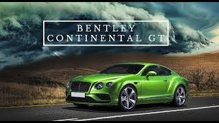 Bentley Continental GT V8. Детейлинг.