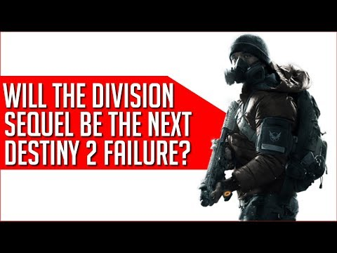 Why A Lot Of People Are Already Worried About The Division 2