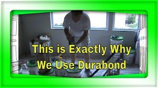 Durabond 101 -  Prefilling Missed Seams