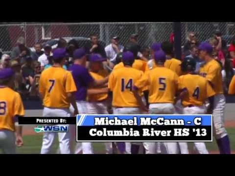 Mike McCann - Columbia River