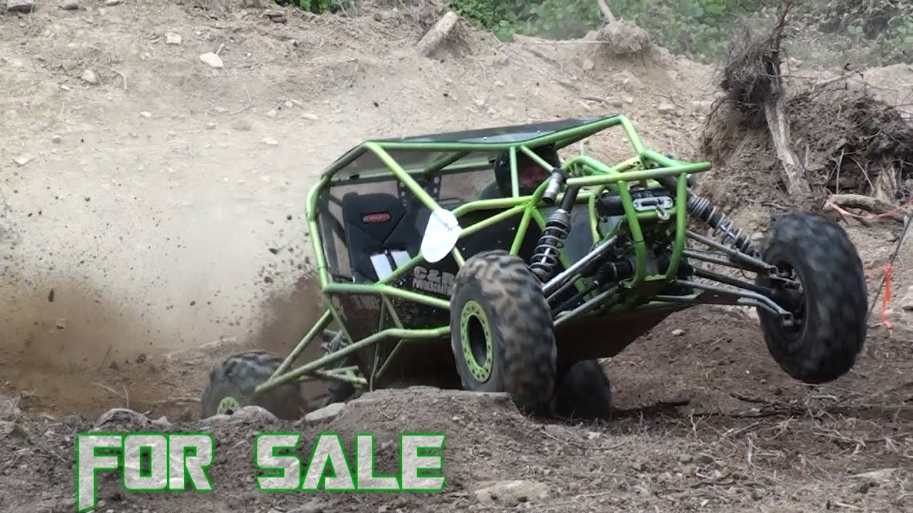 """CUSTOM BUILT RZR BOUNCER """"PUNISHER"""" FOR SALE BY GILBERTS OFFROAD"""