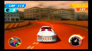 Swapped Music (Hot Wheels Track Attack Stunt City) Grand Finale