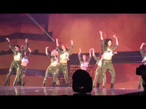[FANCAM] 160130 SNSD  - Catch Me If You Can @ Phantasiain in Bangkok by มิจิ