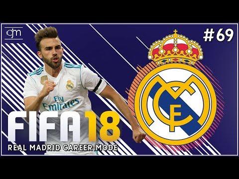FIFA 18 Real Madrid Career Mode: Project Pemain Muda Kita Sukses Besar #69 (Bahasa Indonesia)