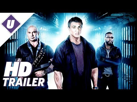 Escape Plan: The Extractors (2019) - Official Red Band Trailer   Sylvester Stallone, Jaime King