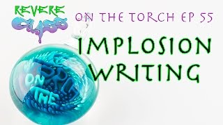 How to Write Words in Glass (Implosion Pendant)