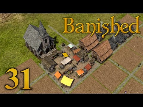 Banished Modsylvania - Part 31 - TOO MUCH FOOD!