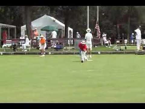 lawn bowls world championships