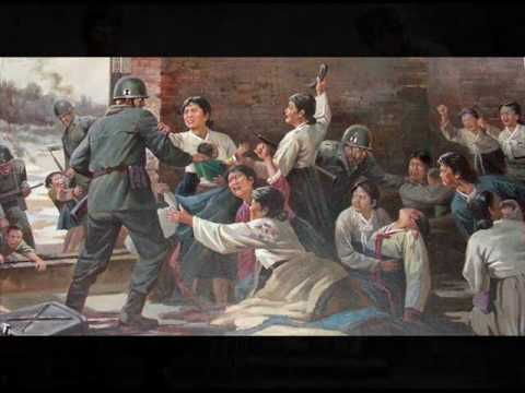 North Korean Anti-American propaganda