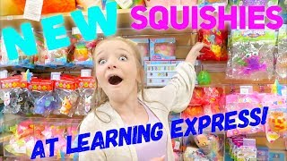 NEW SQUISHIES AT LEARNING EXPRESS   Bryleigh Anne