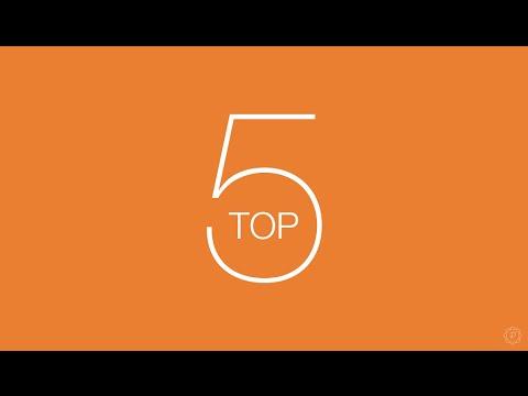 Top 5 Musique