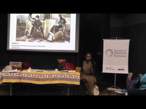 Formação em Direitos Humanos - O negro na história da arte nacional, por Renata Felinto