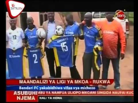 Maandalizi Ya Ligi Mkoa Wa Kalambo