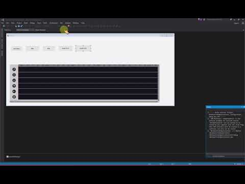 This tutorial shows how to create video editing application like Windows Movie Maker in C#