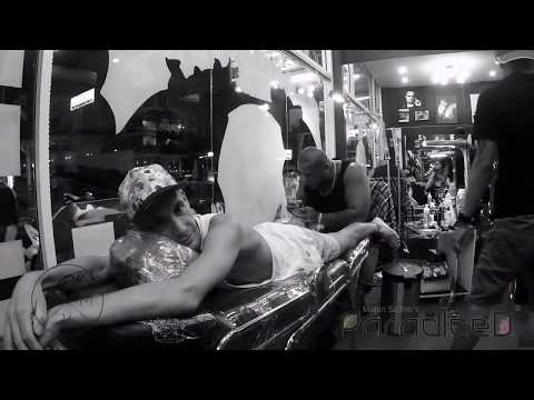 PHUKET GOPRO VLOG - 16 Gangsters Inc. South West Tattoo Patong - Thailand by ParadIceD.com