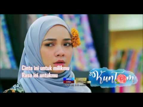 OST Kuntom -Alif Satar Cukup Indah+LIRIK+MV