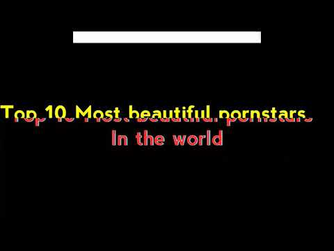 cutest pornstars in the world /2020/cute/beautifulKaynak: YouTube · Süre: 4 dakika59 saniye