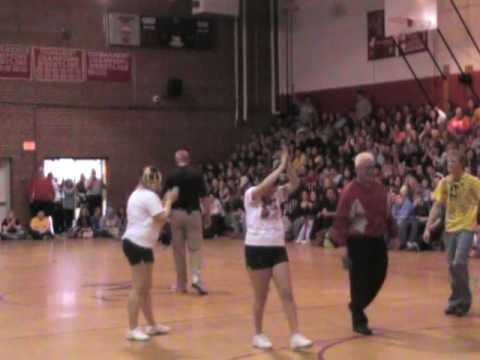 West Lincoln High School Pep Rally March 2010