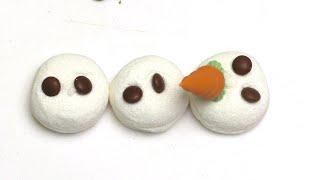 Candy Snowman Kit