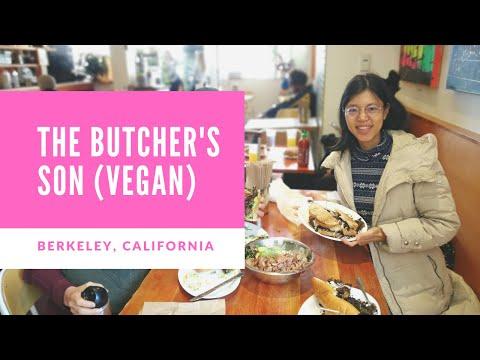 Is The Butcher's Son really VEGAN? // Food Adventures in Berkeley, California