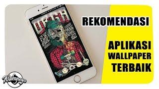 Gambar cover 5 Aplikasi Wallpaper Terbaik, Terkece & Terkeren | ANDROID