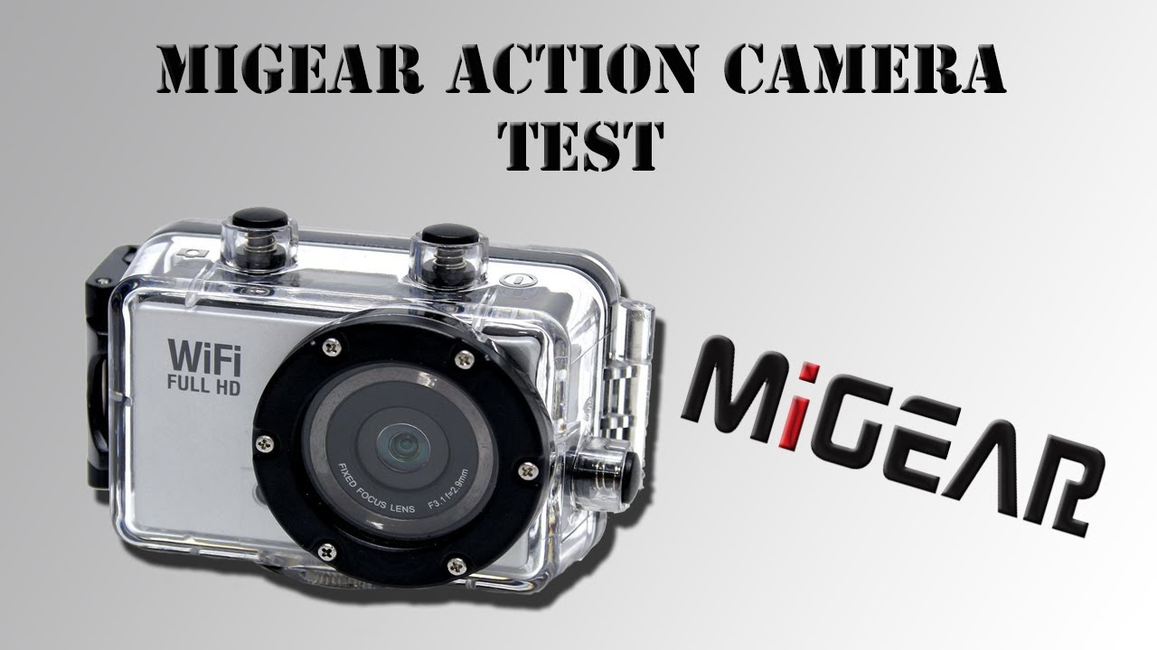 migear action camera test 2 youtube. Black Bedroom Furniture Sets. Home Design Ideas