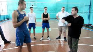 Уроки владения казацкой нагайкой (1 часть)