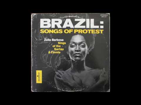 Zélia Barbosa - Brazil: Songs Of Protest (Sertão & Favelas) 1969 (Full Album Vinyl)