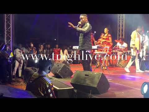 Sarkodie and Akwaboah's full performances at Shades Of Love