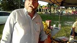 Avon Park Farmers Market - Interview with Ed Baldridge