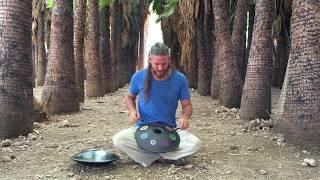 COD weekend, Slovenia 2017 invite - Chakra Overtone Drum