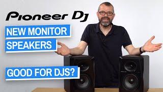 Pioneer DJ VM-50, VM-70, VM-80 Studio Monitors Review  - Best DJ Speakers 2021?