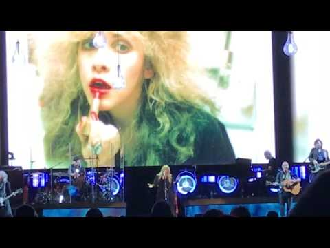 "Stevie Nicks. ""Enchanted"". 24k Gold Tour. Seattle, WA Dec 11th 2016. Key Arena"